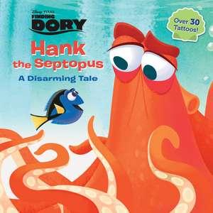 Hank the Septopus (Disney/Pixar Finding Dory)