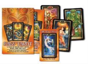 Easy Tarot:  Learn to Read the Cards Once and for All! de Josephine Ellershaw