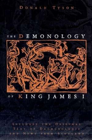 The Demonology of King James I imagine