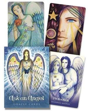 Ask an Angel Oracle Cards de Carlsa Mellado