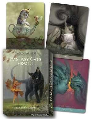 Barbieri Fantasy Cats Oracle de Paolo Barbieri