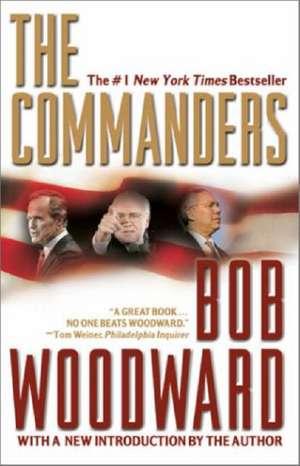 The Commanders de Bob Woodward