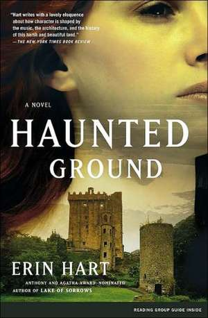 Haunted Ground de Erin Hart