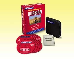 Conversational Russian de  Pimsleur