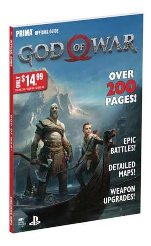 God of War de Rick Barba