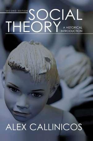 Social Theory imagine