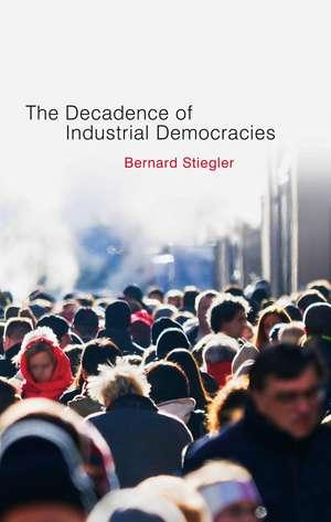 Decadence of Industrial Democracies imagine