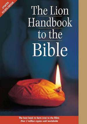 The Lion Handbook to the Bible imagine