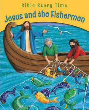 Jesus and the Fishermen