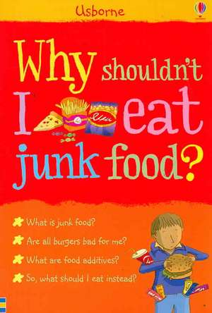 Why Shouldn't I Eat Junk Food?