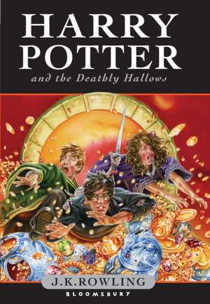 Harry Potter 7 and the Deathly Hallows. Children's Edition