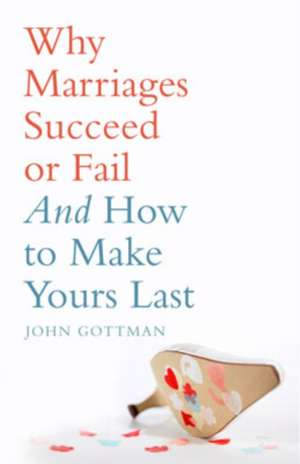 Why Marriages Succeed or Fail imagine