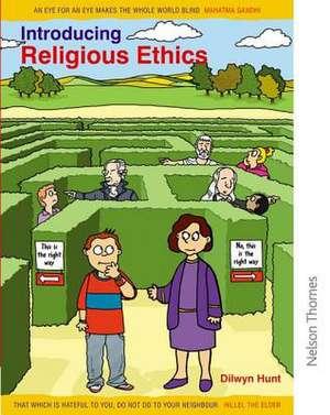 Introducing Religious Ethics