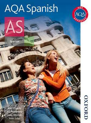 AQA AS Spanish Student Book