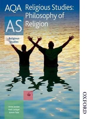 Aqa Religious Studies As Philosophy Of Religion