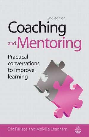 Coaching and Mentoring de Eric Parsloe