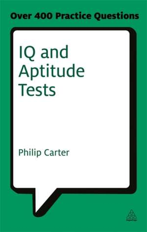IQ and Aptitude Tests imagine
