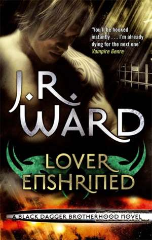 Lover Enshrined de A. R. Ward