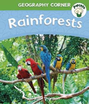 Thomson, R: Rainforests