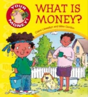 What is Money? de Claire Llewellyn