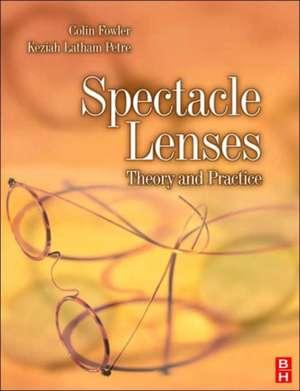 Spectacle Lenses imagine