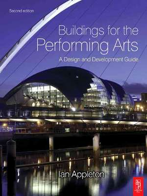 Buildings for the Performing Arts imagine