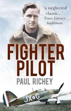 Fighter Pilot de Paul Richey
