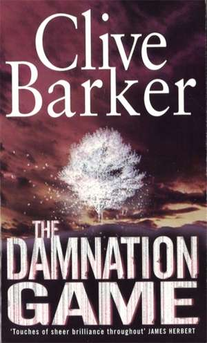 The Damnation Game de Clive Barker