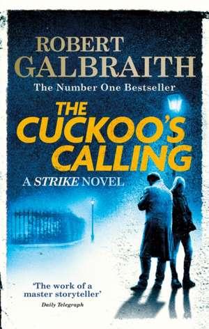 The Cuckoo's Calling de Robert Galbraith