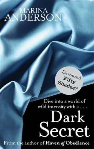 Dark Secret de Marina Anderson