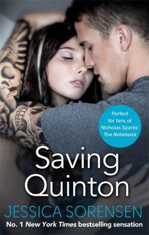 Saving Quinton de Jessica Sorensen