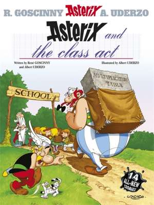 Asterix and the Class ACT imagine