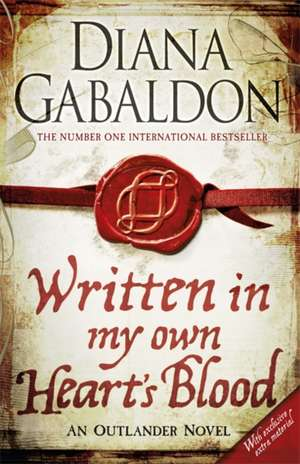 Written in My Own Heart's Blood de Diana Gabaldon