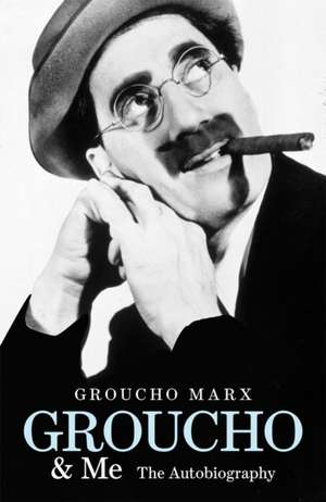 Groucho and Me imagine