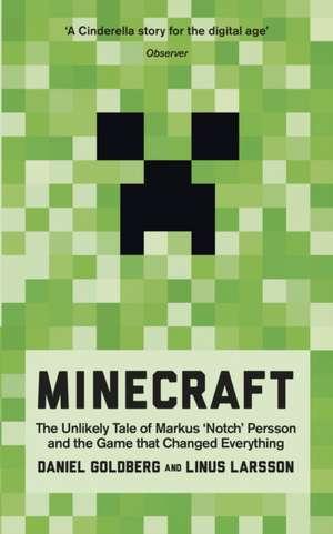 Minecraft de Daniel Goldberg