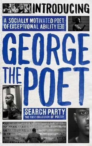 George the Poet: Introducing George The Poet imagine