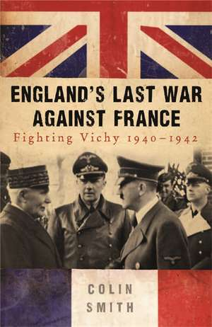 England's Last War Against France