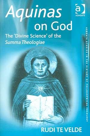 Aquinas on God imagine