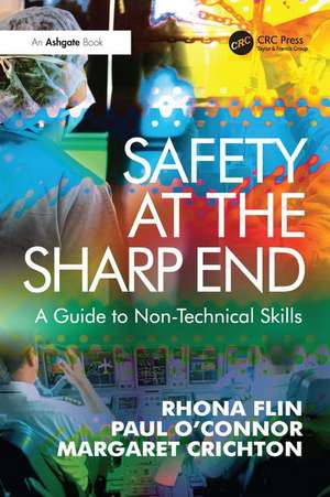 Safety at the Sharp End imagine