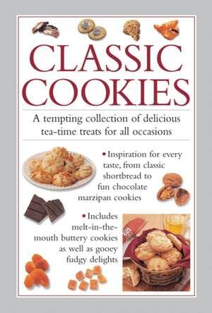 Classic Cookies de Valerie Ferguson