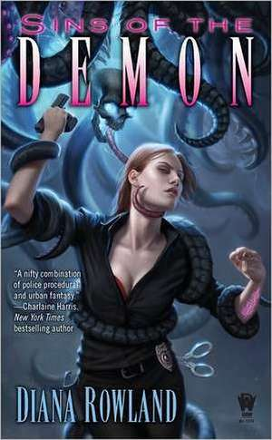 Sins of the Demon de Diana Rowland
