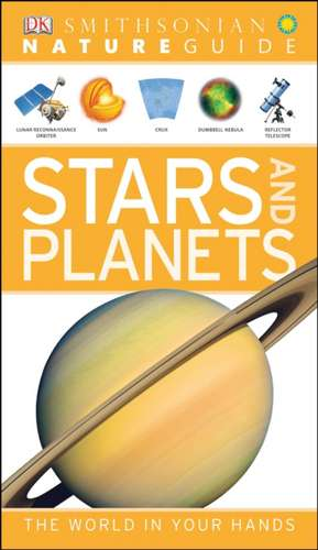 Nature Guide:  Stars and Planets de Robert Dinwiddie