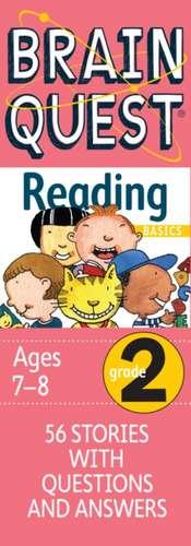 Brain Quest Grade 2 Reading de Workman Publishing