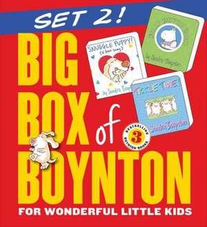 Big Box of Boynton, Set 2!