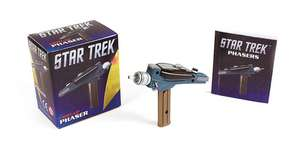 Star Trek: Light-Up Phaser de Running Press