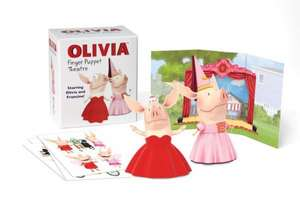 Olivia Finger Puppet Theatre: Starring Olivia and Francine! de Running Press