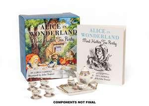 Alice in Wonderland Mad Hatter Tea Party de Lewis Carroll