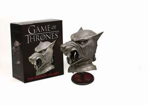 Game of Thrones The Hound's Helmet de Running Press