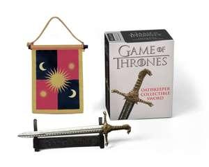 Game of Thrones Oathkeeper de Running Press
