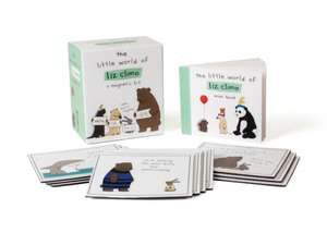 The Little World of Liz Climo: A Magnetic Kit de Liz Climo